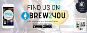BREW2YOU Facebook banner - Find Us