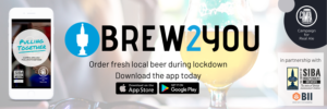 BREW2YOU Twitter banner