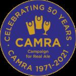 CAMRA 50th Logos