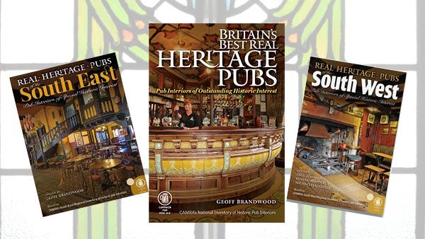 Buy Pub Heritage books