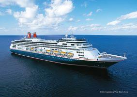 Bolette new livery - fred.olsen cruises