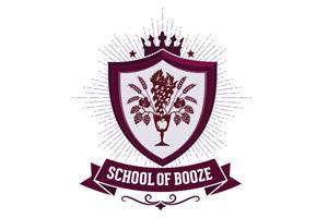 School of Booze logo