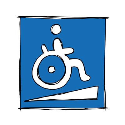 Pub - Disabilities Illustration