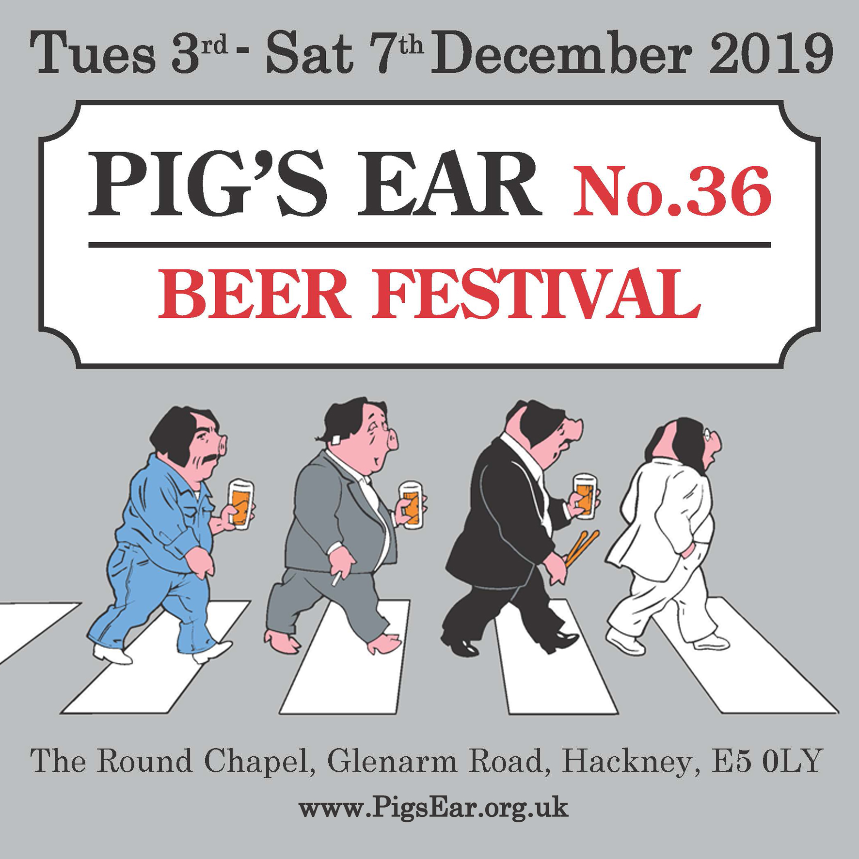 Hitchin Beer Festival